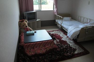 住宅型老人ホームのおじの部屋.jpg