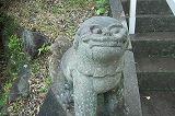 宮崎天満宮の狛犬2.jpg