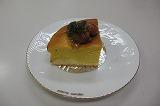 Verger La Table ヴェルジェ ラ・ターブルのかぼちゃのケーキ.jpg