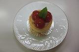 Verger La Table ヴェルジェ ラ・ターブルのプチトマトのケーキ.jpg