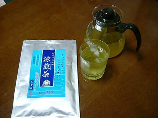 美老園の涼煎茶
