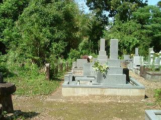 彼岸の墓参り