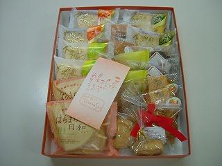 綾子舞本舗タカハシの洋菓子たち